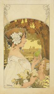Wikioo.org - The Encyclopedia of Fine Arts - Artist, Painter  Henri Privat-Livemont