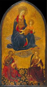 Wikioo.org - The Encyclopedia of Fine Arts - Artist, Painter  Gherardo Starnina