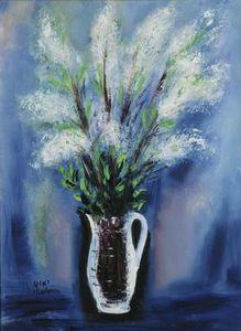 White lilac, (1964)