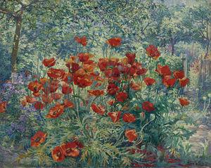 Wikioo.org - The Encyclopedia of Fine Arts - Artist, Painter  Juliette Wytsman