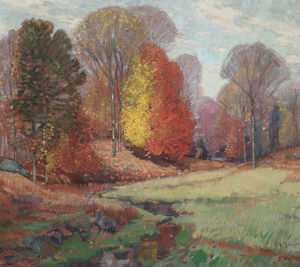 Fall in New England, (1949)