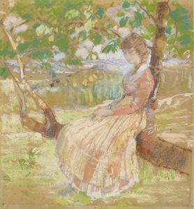 Wikioo.org - The Encyclopedia of Fine Arts - Artist, Painter  Karl Albert Buehr