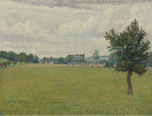 Wikioo.org - The Encyclopedia of Fine Arts - Artist, Painter  Lucien Pissarro
