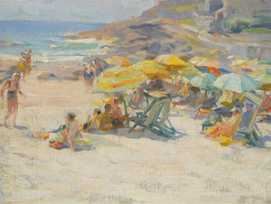 Wikioo.org - The Encyclopedia of Fine Arts - Artist, Painter  Mabel May Woodward