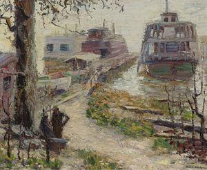 Wikioo.org - The Encyclopedia of Fine Arts - Artist, Painter  Walt Kuhn