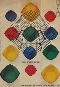 Wikioo.org - The Encyclopedia of Fine Arts - Artist, Painter  Harry Bertoia