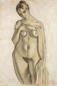 Wikioo.org - The Encyclopedia of Fine Arts - Artist, Painter  Mario Tozzi