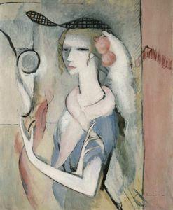 Femme debout à la Capeline (1913)