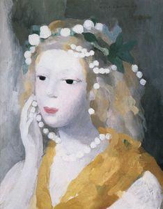 Femme au collier (1935)