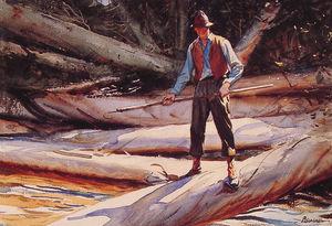 Wikioo.org - The Encyclopedia of Fine Arts - Artist, Painter  Ogden Pleissner