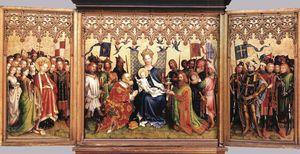 Altarpiece of the Patron Saints of Cologne