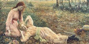 Wikioo.org - The Encyclopedia of Fine Arts - Artist, Painter  Louise Breslau