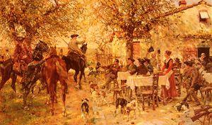 Wikioo.org - The Encyclopedia of Fine Arts - Artist, Painter  Raffaello Sorbi