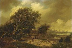 Hendrik Pieter Koekkoek