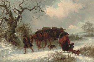 Wikioo.org - The Encyclopedia of Fine Arts - Artist, Painter  Thomas Smythe