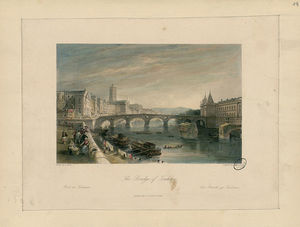 The Bridge of Toulouse - Pont de Toulouse