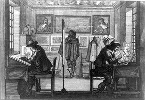 Intaglio printmakers