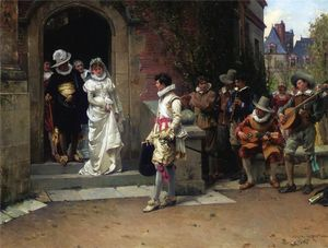 After the wedding A.Moro