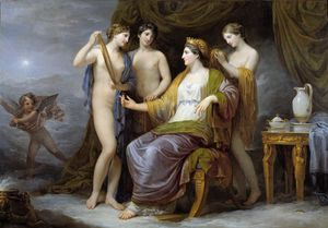Juno Dressed by the Graces