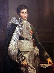 Portrait of Achille Fontanelli