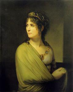 Portrait of Joséphine de Beauharnais