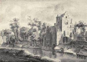 Das Pellecussentor in Utrecht