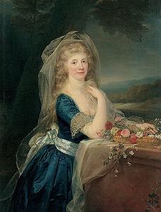 Portrait of Anna Pieri Brignole Sale