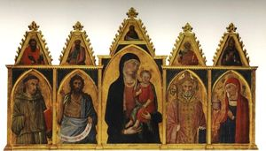 The berenson polyptych