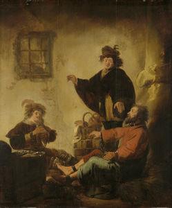 Joseph, the baker and butler their dreams