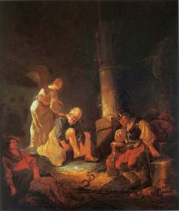The Deliverance of St. Peter.