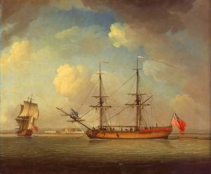 A naval snow