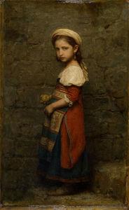 talian Girl (after (1862))
