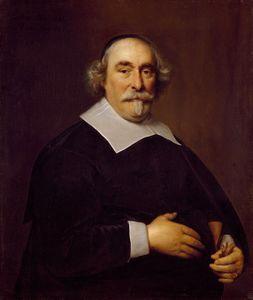 Retrato de Jan Corneliszn Geelvinck