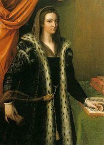 Giulia Gonzaga de luto