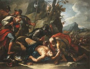 Death of King Josiah