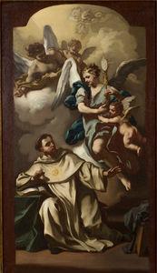 Apparition of the Host to Saint Thomas Aquinas