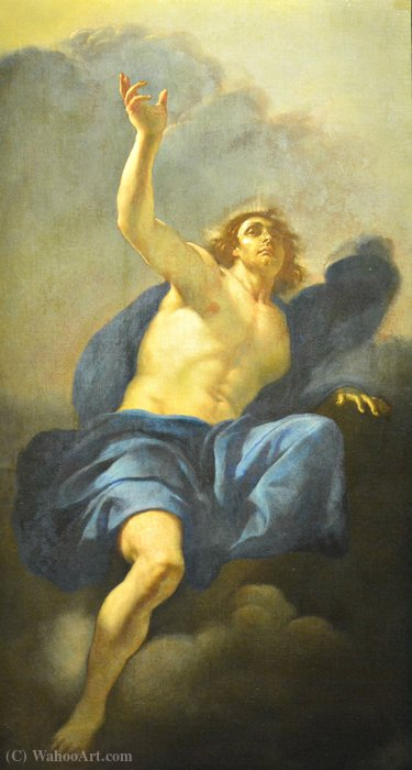 Wikioo.org - The Encyclopedia of Fine Arts - Painting, Artwork by Francesco De Mura - See title