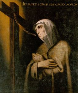 Portrait of Margarita Agulló