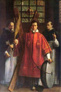 San Vicente de Zaragoza in jail