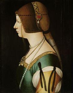 Empress bianca maria