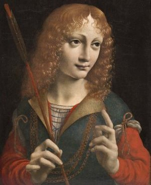 Wikioo.org - The Encyclopedia of Fine Arts - Painting, Artwork by Giovanni Ambrogio De Predis - Maria sforza