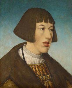 Retrato de Fernando de Habsburgo