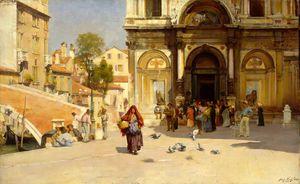 El SS Giovanni e Paolo, Venecia