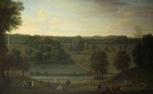 A View of Cassiobury Park