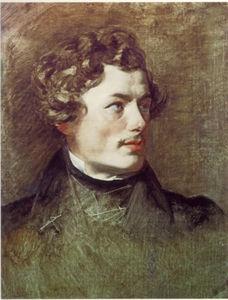 Portrait of Josef Danhauser