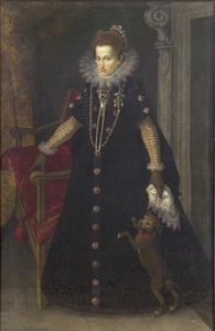 Portrait of Maria Anna of Bavaria