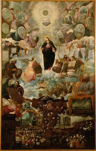 Allegoria della Vergine Immacolata