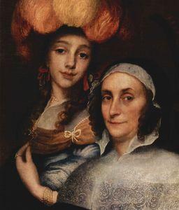 Family portrait, detail