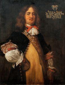 Portrait of Friedrich von Günterot