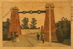 Wikioo.org - The Encyclopedia of Fine Arts - Artist, Painter  Kobayashi Kiyochika